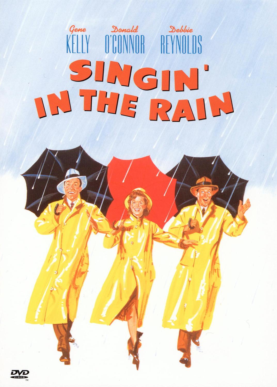 Singing in the Rain (Single Disc)