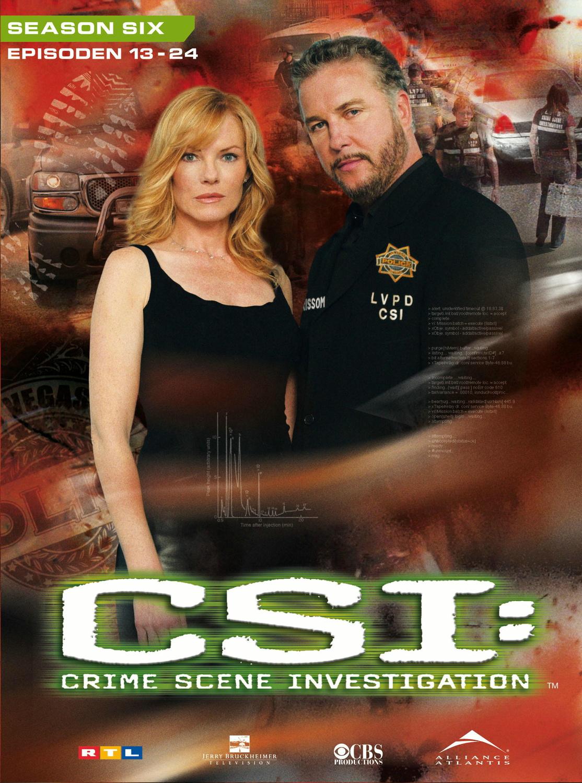 CSI: Season 6.2