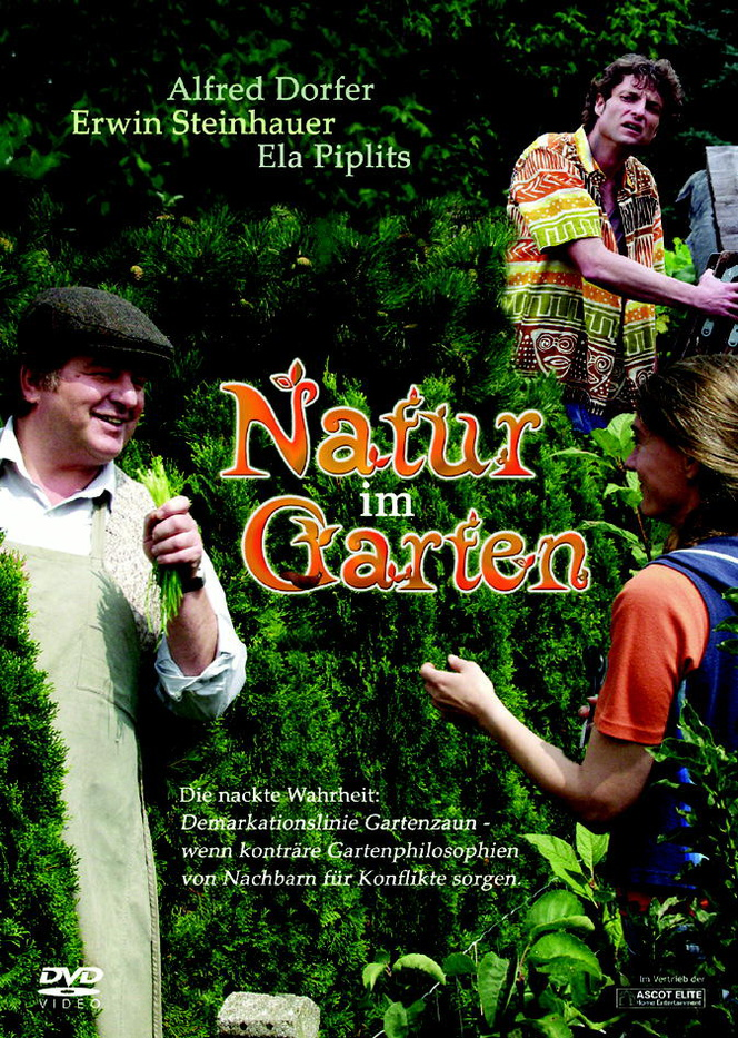 Natur im Garten - Die nackte Wahrheit
