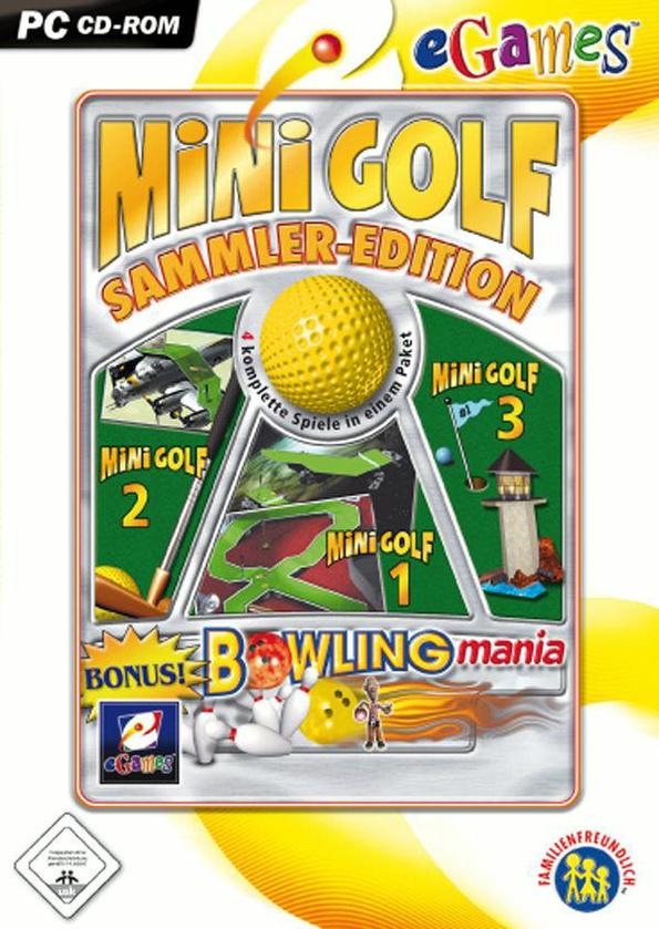 Mini Golf Sammler-Edition