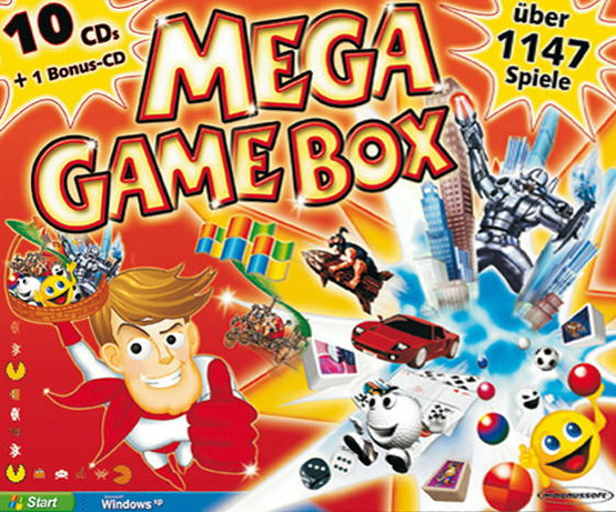 Mega GameBox