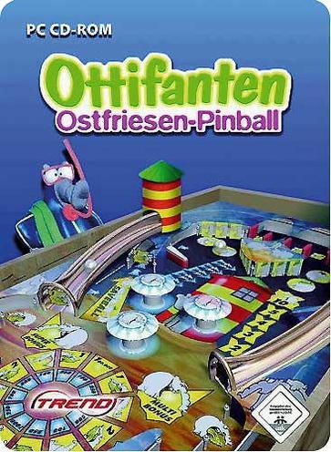 Ottifanten Pinball - Metallbox