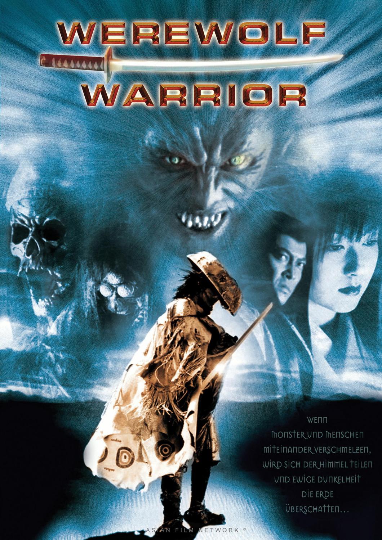 Werewolf Warrior - Boxset - Metal Pak Ltd.Edition