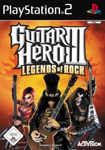 Guitar Hero III: Legends of Rock [nur Software]