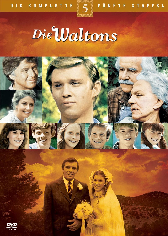 Die Waltons - Staffel 5 (7DVDs)