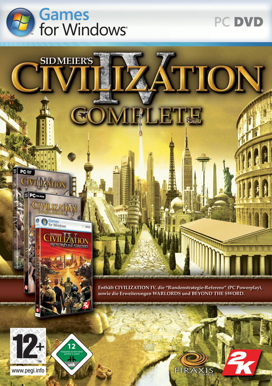 Civilization 4: Complete