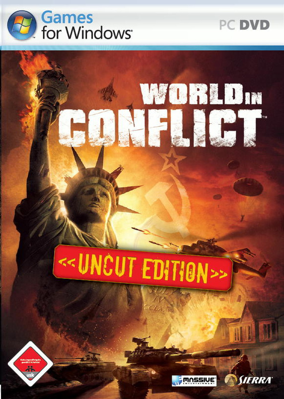 World in Conflict (uncut)