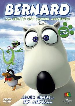 Bernard Vol. 1 - Am Strand und andere Abenteuer