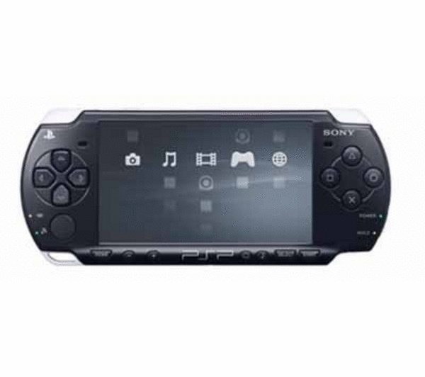 Sony PSP 2004 Piano Black