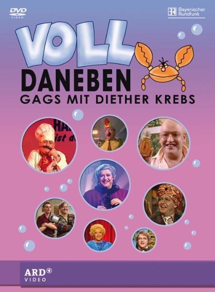 Voll Daneben: Gags mit Diether Krebs - die komp...
