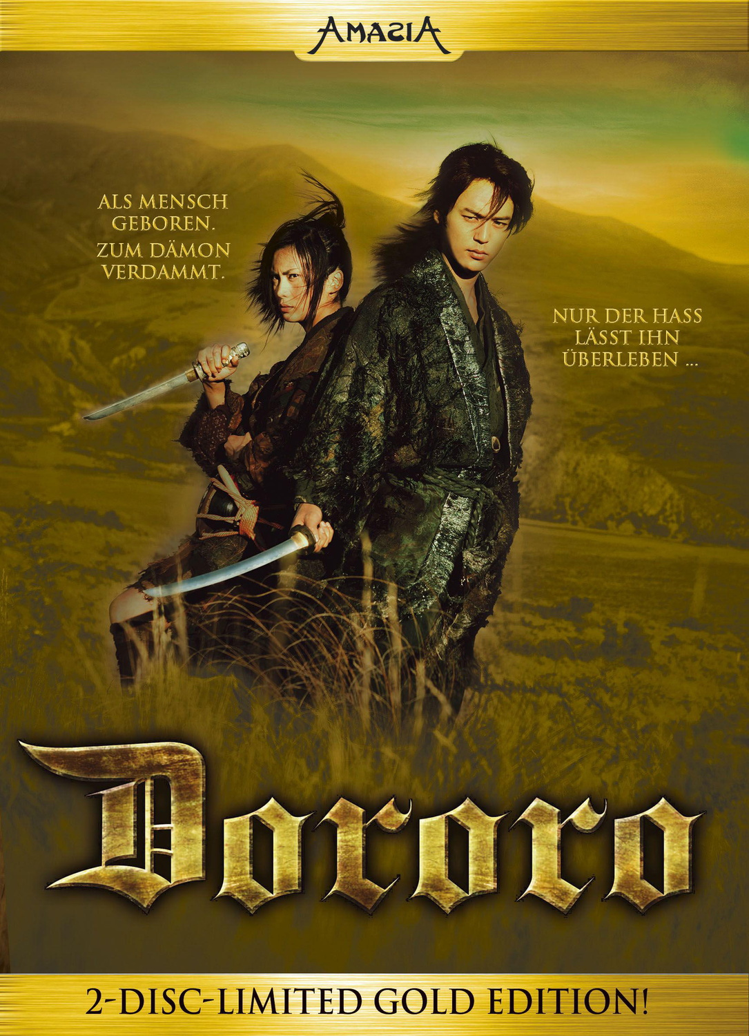 Dororo - Limited Gold Edition
