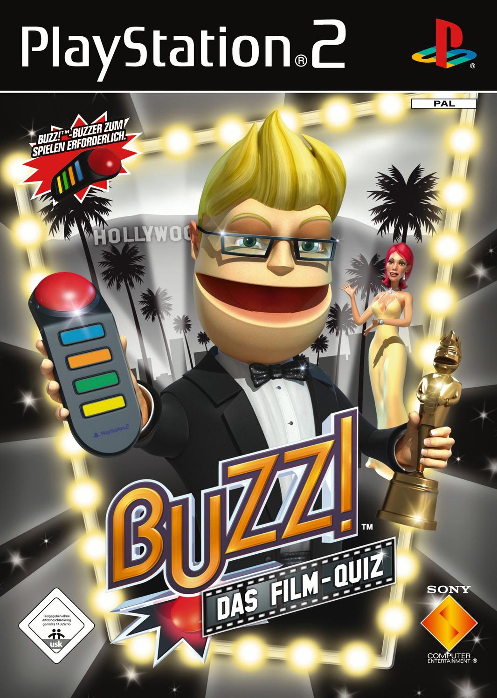 Buzz! Das Film-Quiz [nur Software]