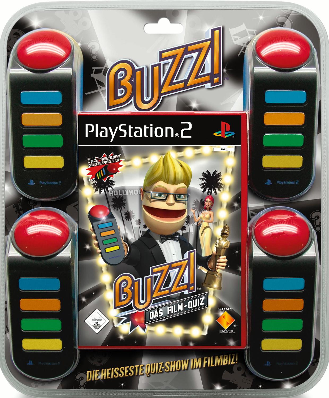 Buzz! Das Film-Quiz inkl. Buzzer