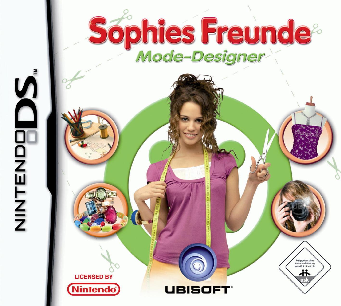Sophies Freunde: Mode-er