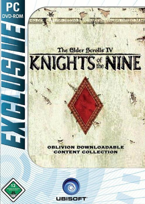 Elder Scrolls IV: Knights of the Nine [Oblivion...