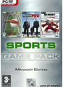 Sports Game Pack - Manager Edition