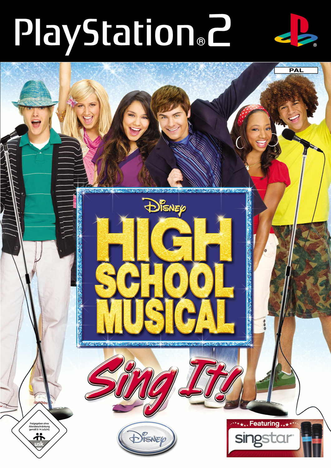 High School Musical: Sing It! (Software)