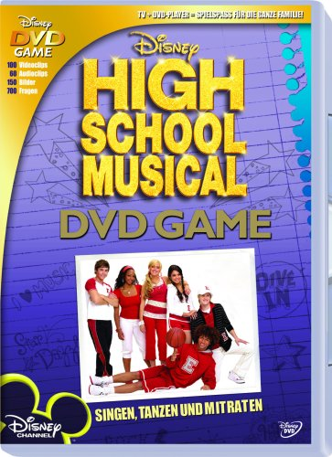 Highschool Musical - DVD Game