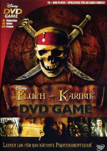 Fluch der Karibik - DVD Game