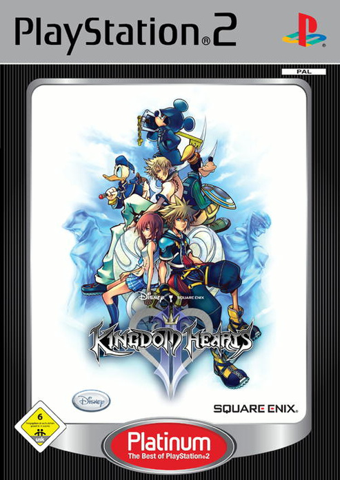 Kingdom Hearts 2 Platinum