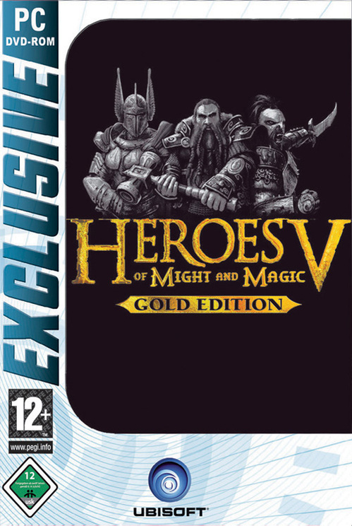 Heroes of Might & Magic 5 Gold