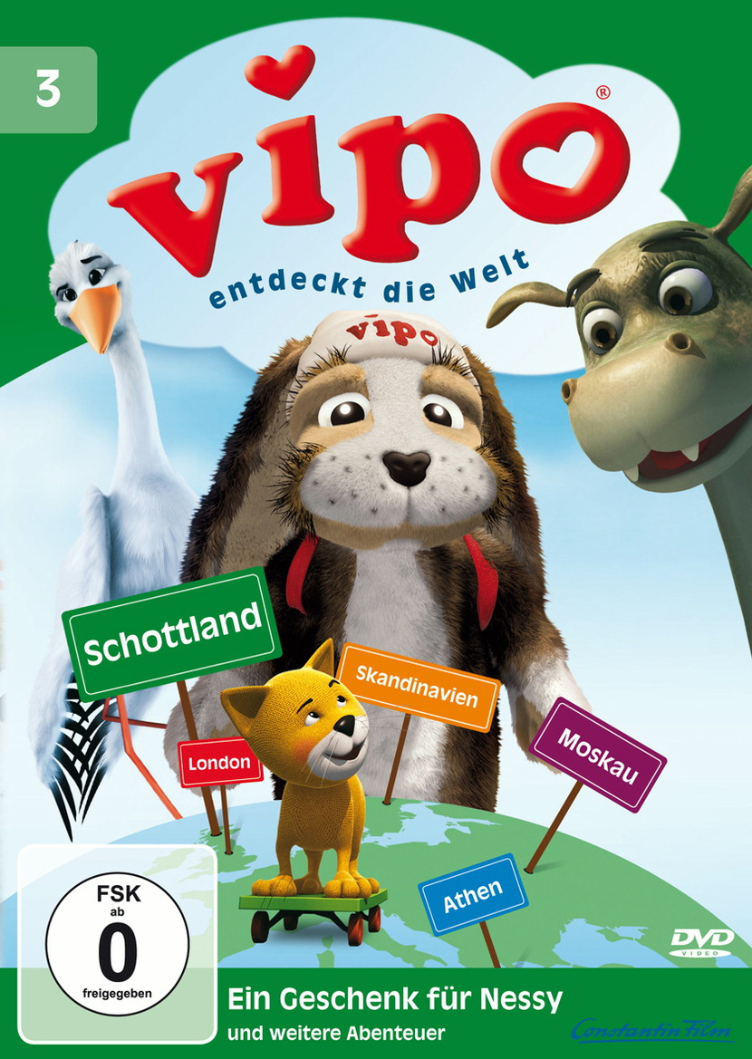 Vipo, der fliegende Hund - Part 3