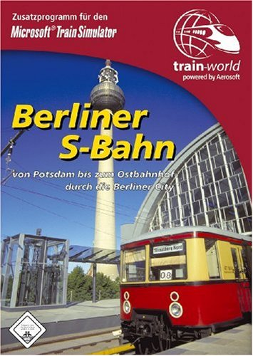 Trainsimulator Berlin AddOn