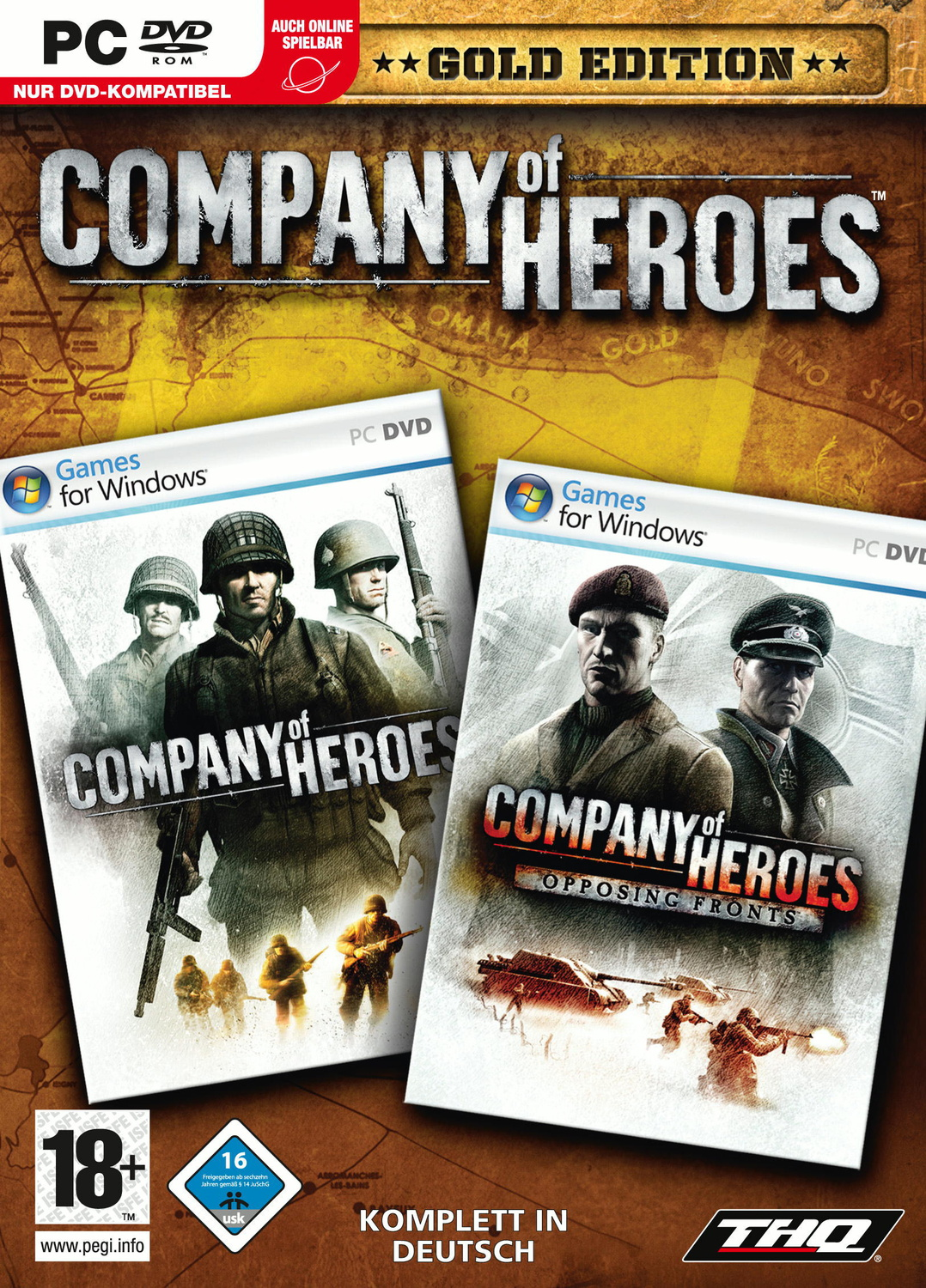 Company of Heroes [Gold Edition]