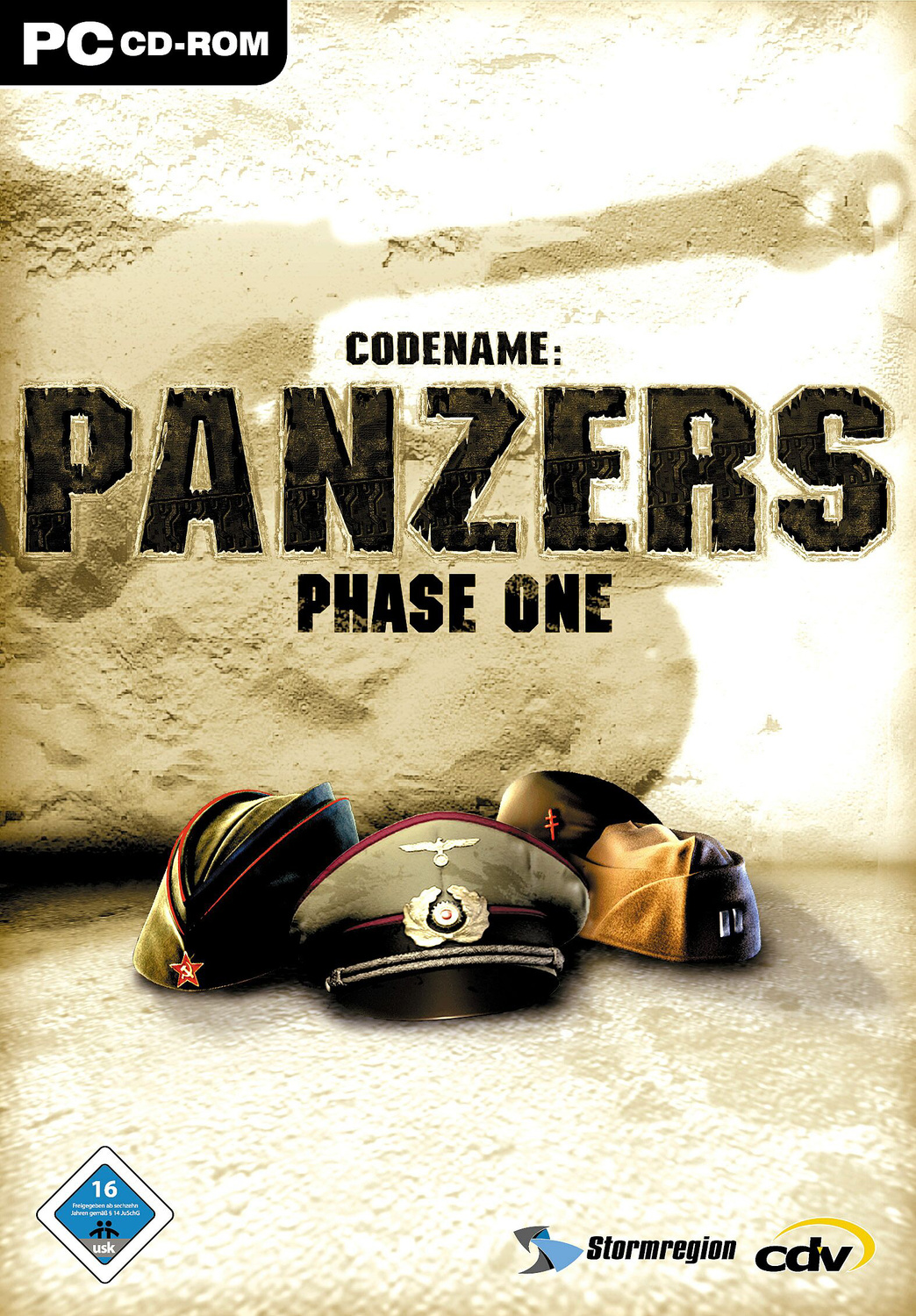 Codename Panzers: Phase One S.E.