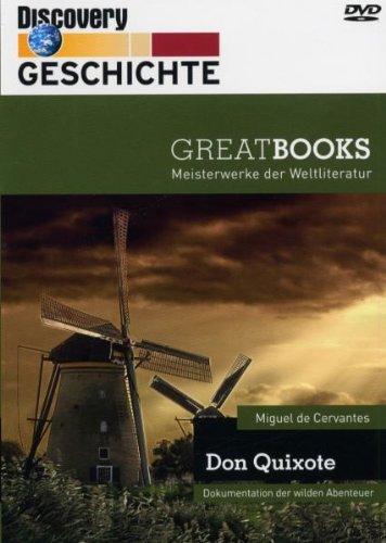 Great Books - Don Quixote (Miguel de Cervantes)