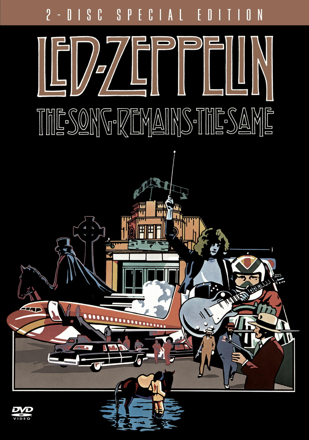 Led Zeppelin: The Song Remains the Same Special...