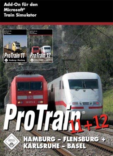 ProTrain Bundle 11 & 12 (Hamburg - Flensburg & ...