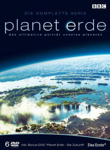 BBC: Planet Erde - Die komplette Serie