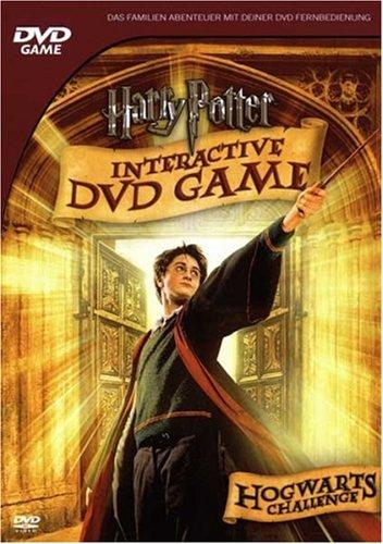 Harry Potter: Hogwarts Challenge DVD Game