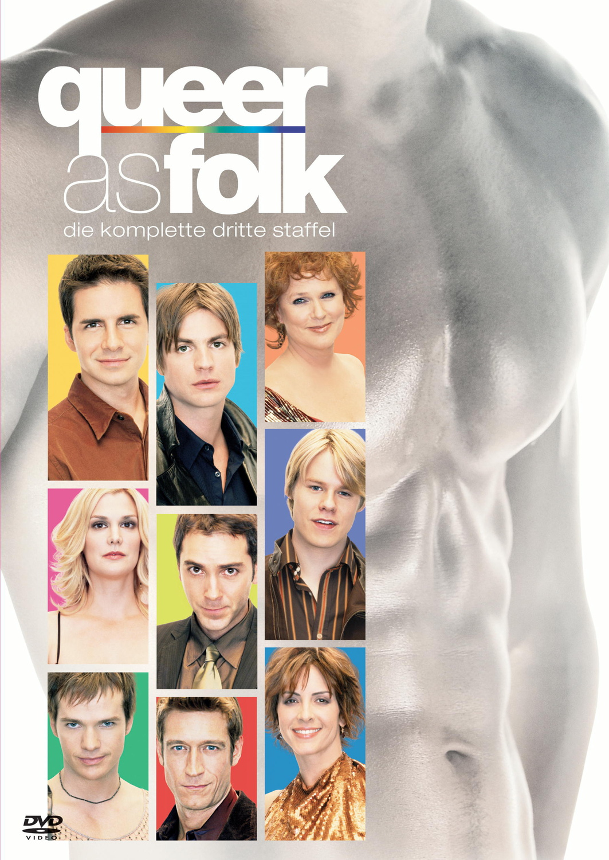 Queer as Folk - Staffel 3 (4DVDs)