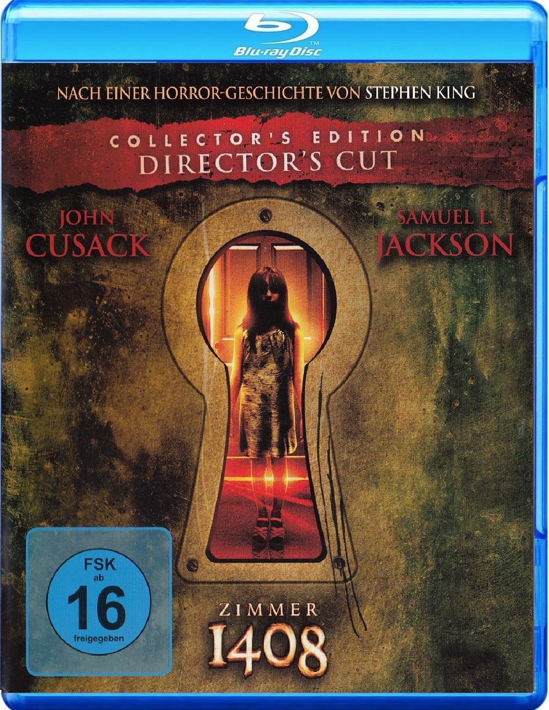 Zimmer 1408 [Director´s Cut, Collector´s Edition]