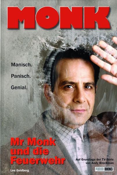Monk Bd.1: Mr. Monk und die Feuerwehr