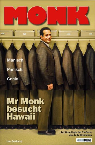 Monk Bd.2: Mr. Monk besucht Hawaii