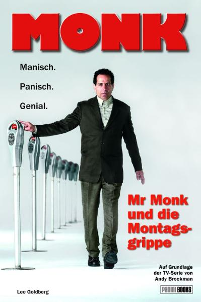 Monk Bd.3: Mr. Monk und die Montagskrippe