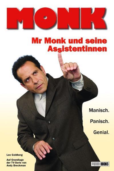 Monk Bd.4: Mr. Monk und seine Assistentinnen
