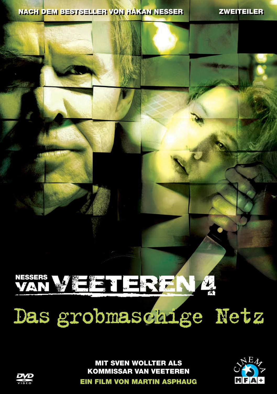 Van Veeteren Vol. 4 - Das grobmaschige Netz