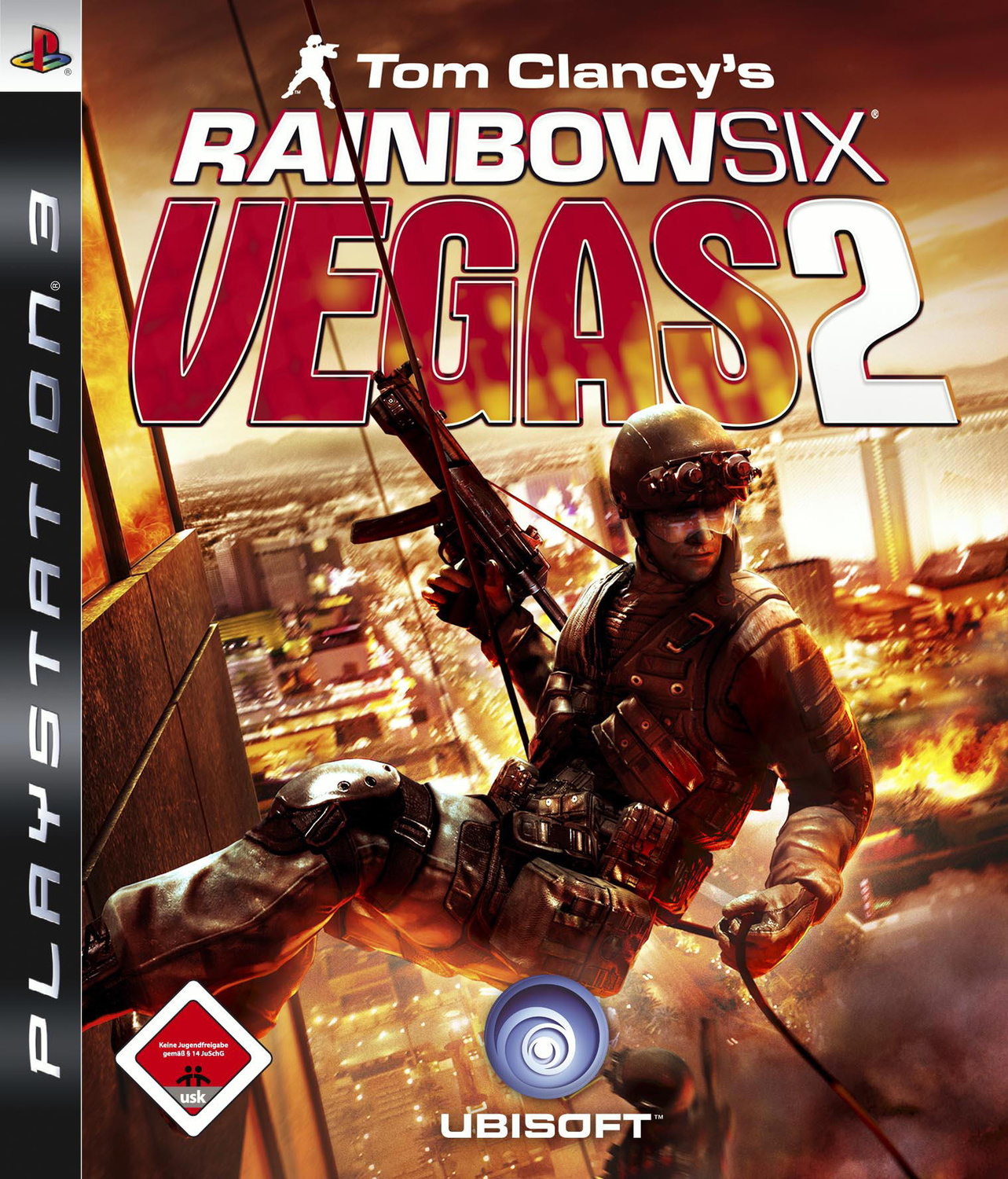 Tom Clancy´s Rainbow Six: Vegas 2