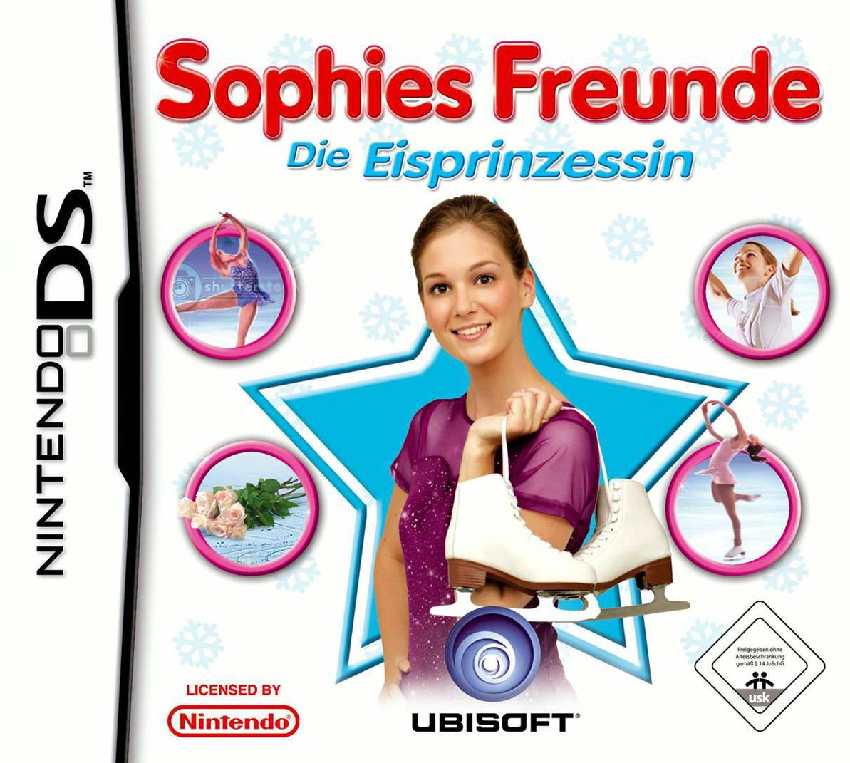 Sophies Freunde: Eisprinzessin