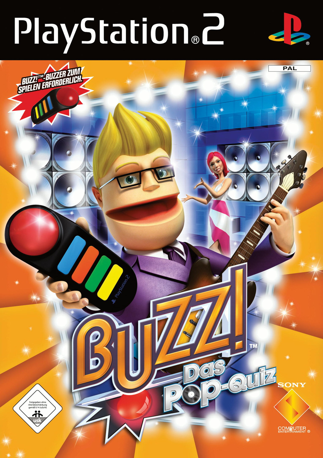 Buzz! Das Pop Quiz [nur Software]