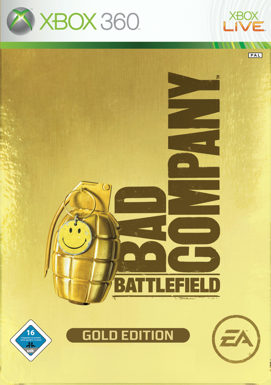 Battlefield Bad Company [Gold Edition]