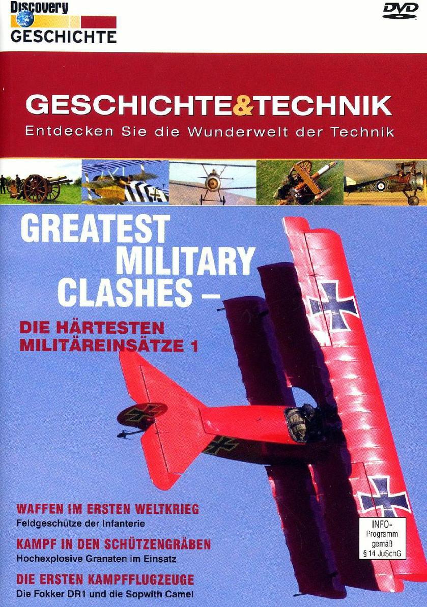 Greatest Military Clashes - Die härtesten Militäreinsätze