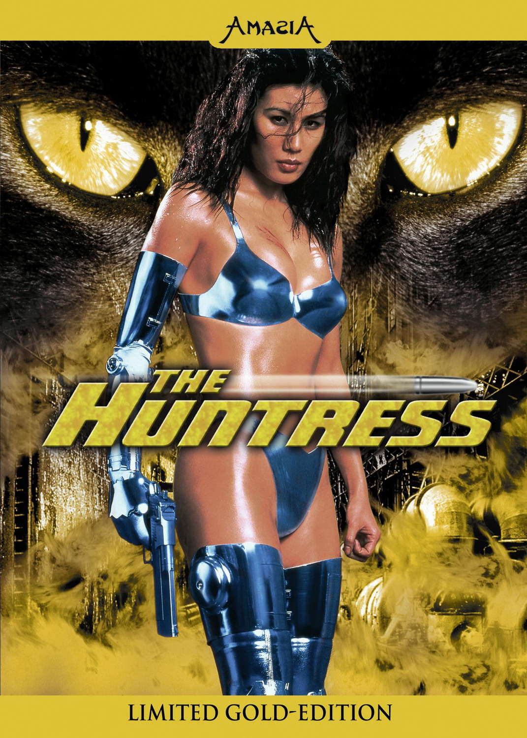 The Huntress [Limited Gold Edition]