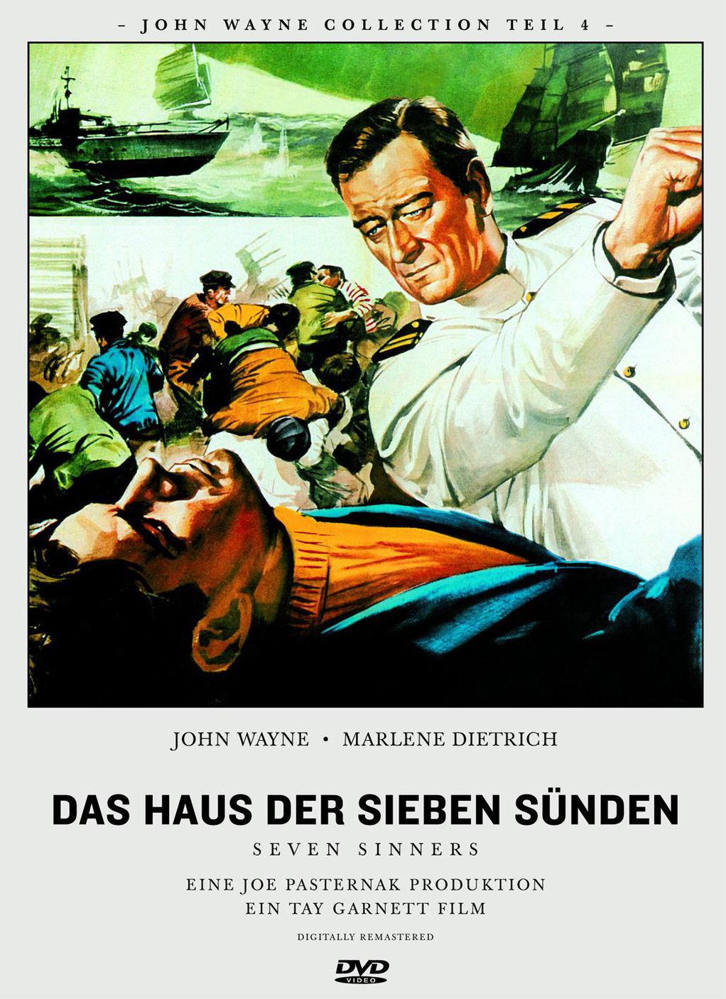 Haus der sieben Sünden, Das John Wayne Collection 3