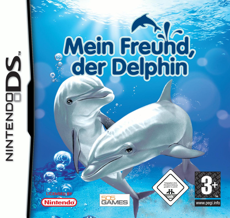 Mein Freund, der Delphin