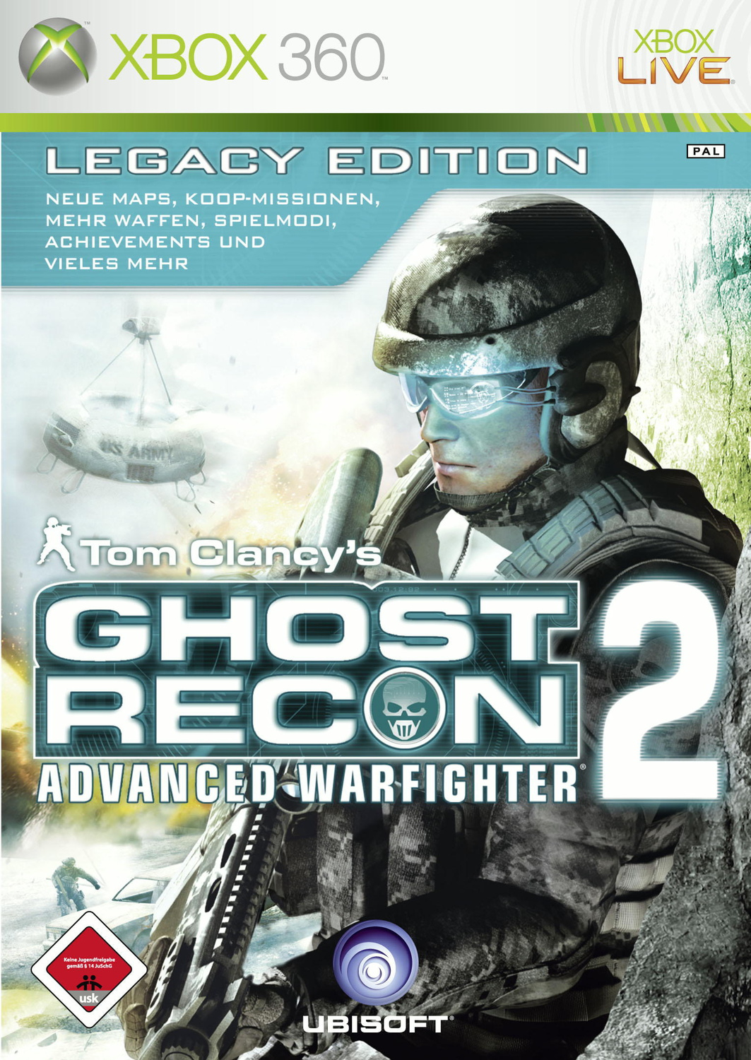 Tom Clancy´s Ghost Recon: Advanced Warfighter 2 [Legacy Edition]